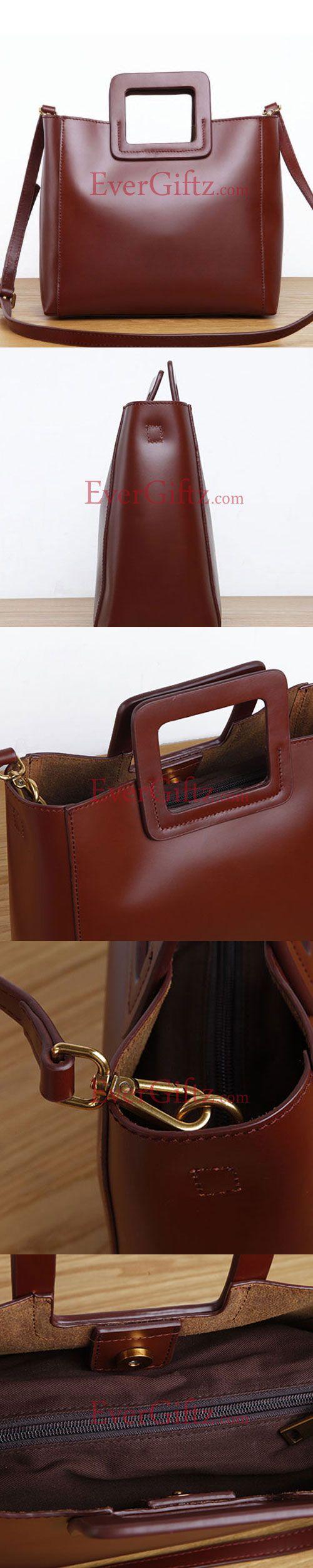 Genuine leather handbag purse bag women fashion vintage women handbag shoulder bag crossbody bag