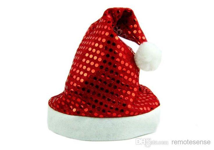 Sequined Santa hat for $1.16