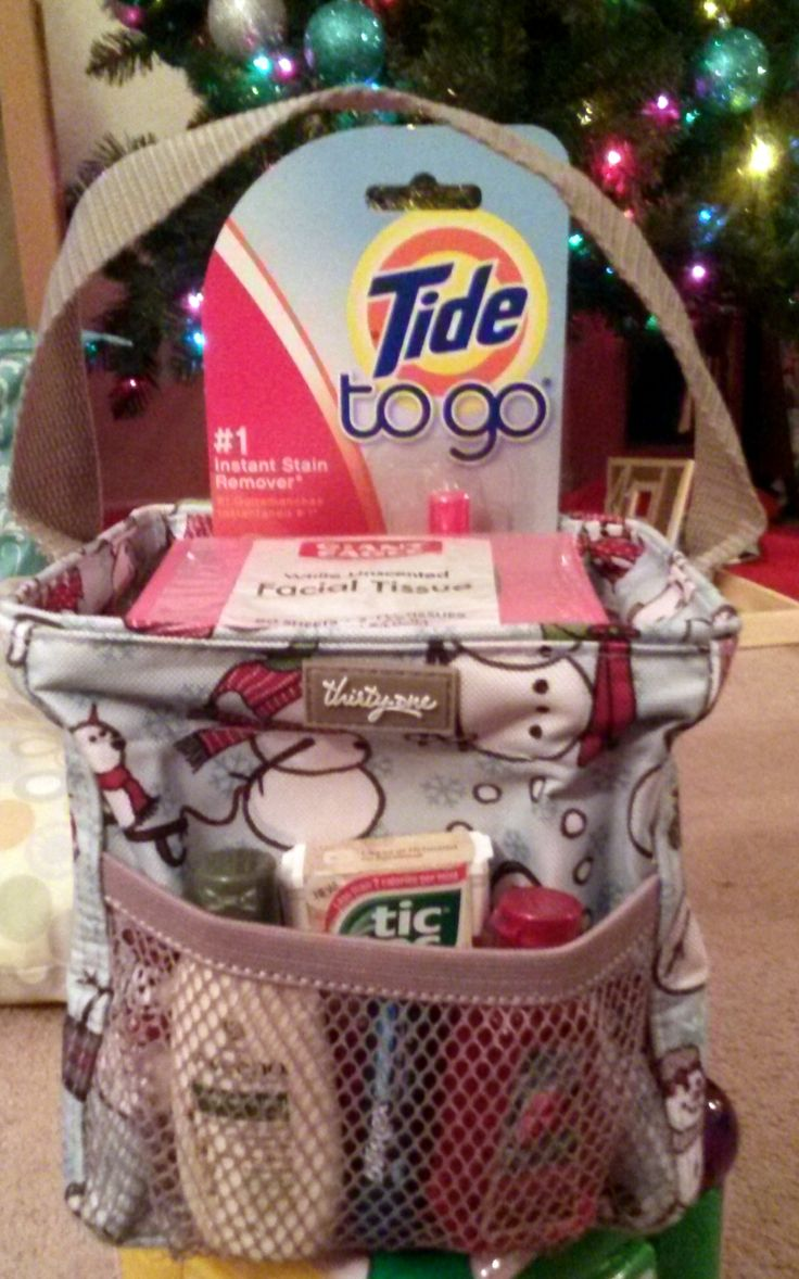 15 best teacher gifts images on pinterest gift ideas teacher daycare teacher gift thirty one littles carry all caddy with kleenex tide to negle Images