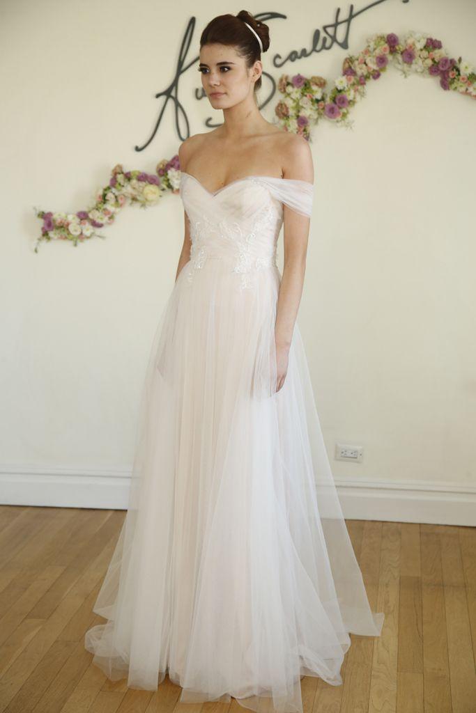 Austin Scarlett Bridal Spring 2016 2015 Wedding DressesWedding
