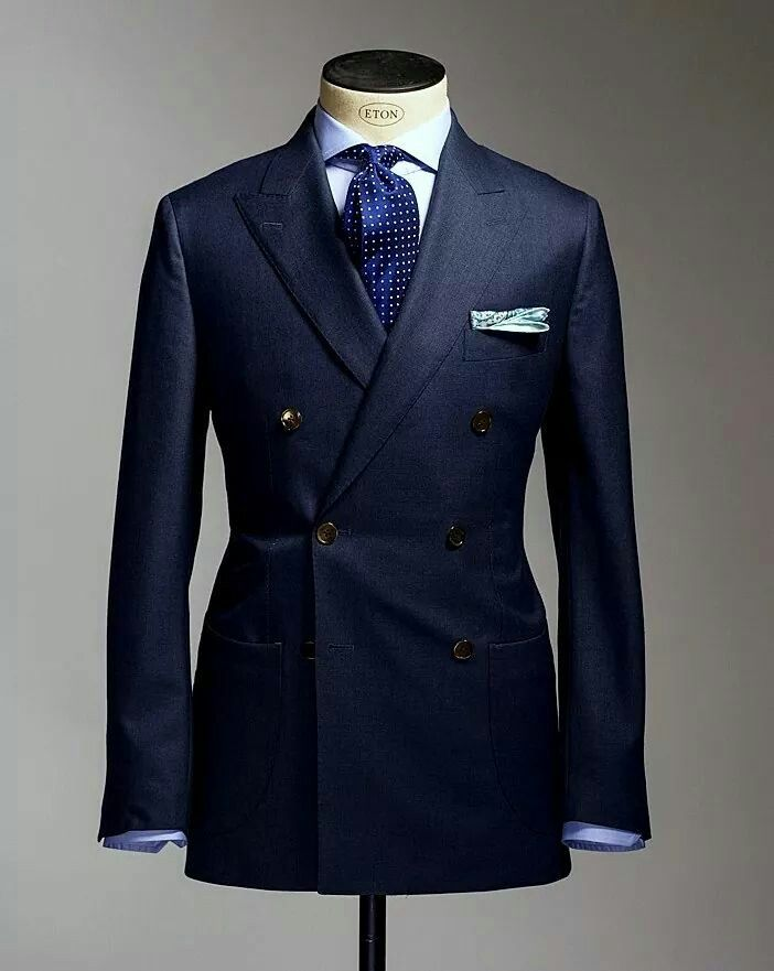 Double -Breasted Suit