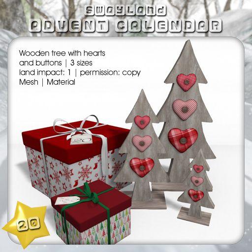 SwayLand - Advent Calendar gift #20 | Flickr - Photo Sharing!