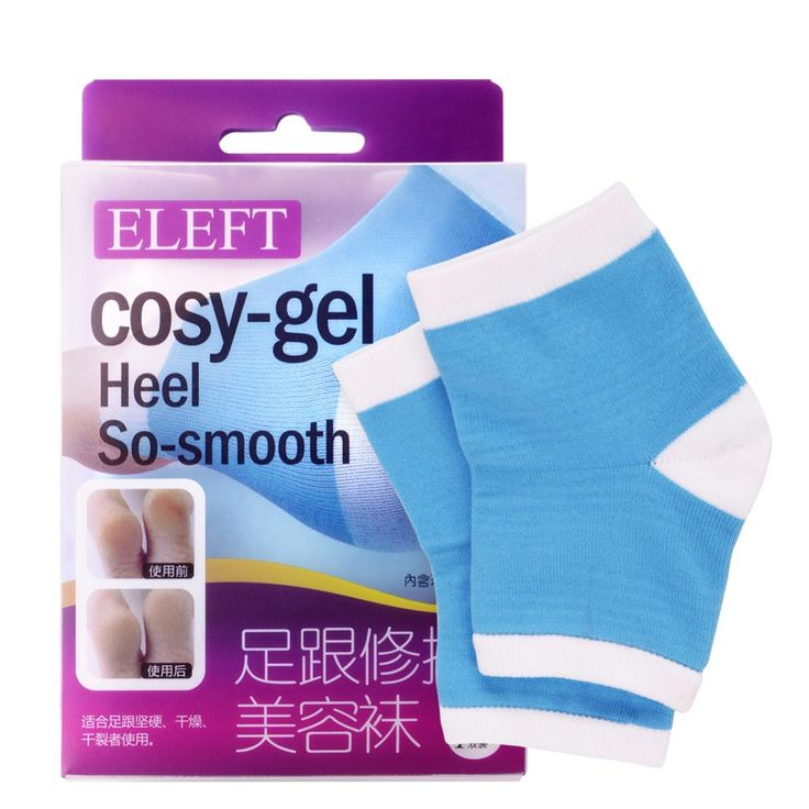 $30.28 (Buy here: https://alitems.com/g/1e8d114494ebda23ff8b16525dc3e8/?i=5&ulp=https%3A%2F%2Fwww.aliexpress.com%2Fitem%2FPack-of-6-Feet-care-Gel-Heel-So-Smooth-Heel-Sleeves-cosy-gel-socks-moisturize-heels%2F32658220464.html ) 6 pairs Foot care cosy-gel heel silicone foot pad insoles shoe inserts socks pads for shoes woman men brand shoes accessories  for just $30.28