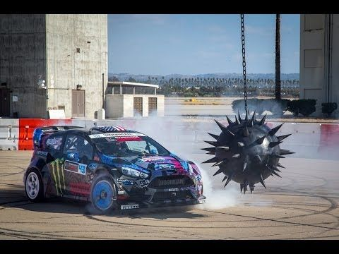 NEED FOR SPEED: KEN BLOCK'S GYMKHANA SIX-- ULTIMATE GYMKHANA GRID COURSE | http://shatelly.com