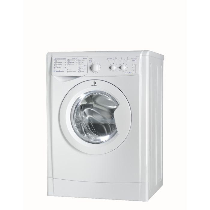 acheter des produits pas chers: INDESIT IWC 81251 C - Lave-linge Frontal