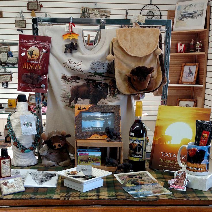 50th Anniversary Custer State Park Buffalo Roundup display 2015