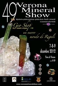 Verona Mineral Show 2012