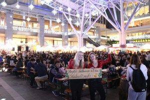 """nice Kölsche Weihnacht in Japan – Kölner Mädels-Band """"La Mäng"""" verzaubert japanische Millionen-Stadt Fukuoka"""