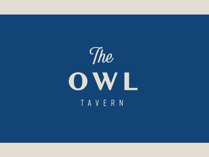 The Owl Tavern – Honor Creative