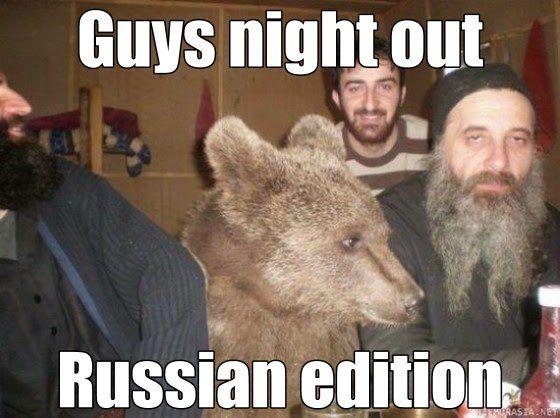Weird russian guy and hot russian blonde music video 9