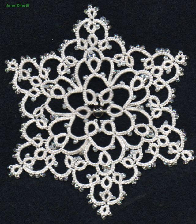 "Erin Holloway ""Connie's Snowflake"""