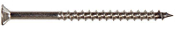 "Hillman 41600 Stainless Steel Deck Screw 10x2-1/2"""