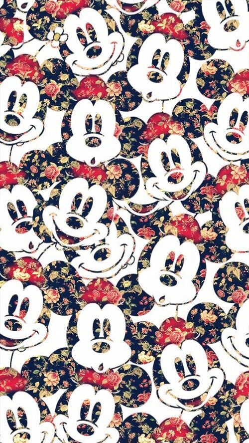 1445 best mickey minnie mouse images on pinterest backgrounds iphone backgrounds and - Minnie mouse wallpaper pinterest ...