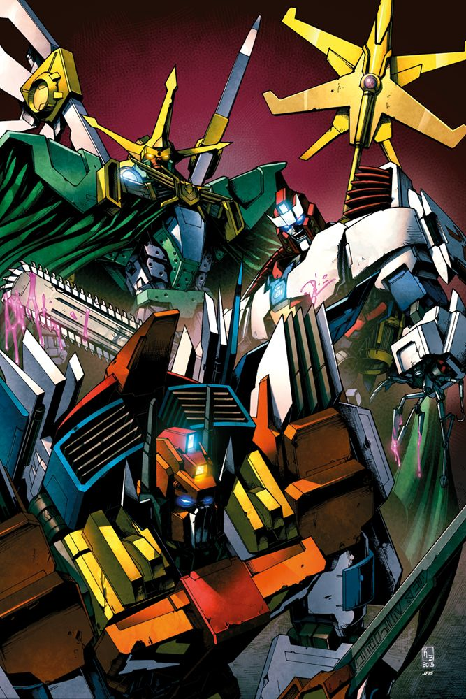 "I'm currently working on various Transformers projects for IDW Publishing. Credits include ""Transformers: Autocracy"", ""Monstrosity"" and ""Primacy"" with original Transformers writer Flint Dille and B..."