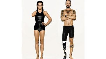 Why This Photo Promoting the Paralympics Is So Controversial