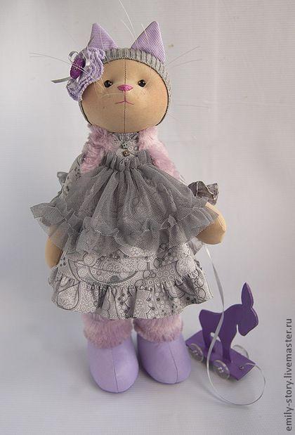 Toy animals, handmade.  Fair Masters - handmade Ashlynn.  Handmade.