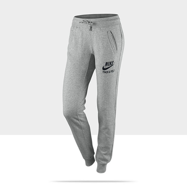 Popular Nike Women Charcoal Grey Training Track Pants  548525036  Price In