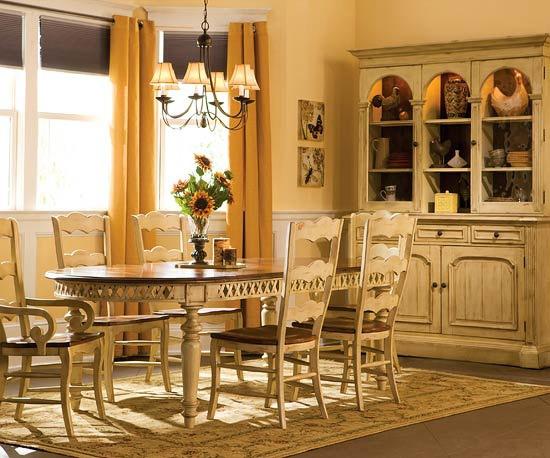 Raymour flanigan dining room