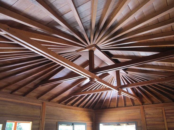 1000 idées sur le th u00e8me Charpente Bois sur Pinterest Charpente, Isolation Phonique Plafond et  # Corbeau Bois Charpente