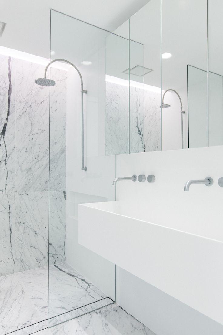 21 best monochrome tiles and bathrooms images on pinterest paddington minimal homesydney australiamaster bathbathroom ideastilesbathrooms