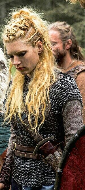 Lagertha Braids <3
