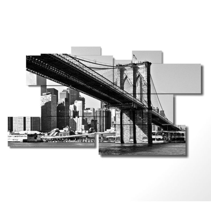 PICTURE OF THE DAY!!! multilevel and multipanel wall art - 10p - 189x106 cm large size. BEST PRICE: 103,20 € !!!