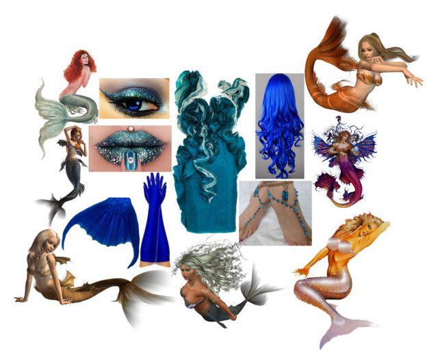 """""""Mermaid"""" by slytheriner on Polyvore"""