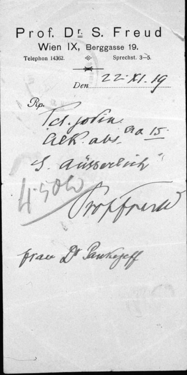 Prescription_Sigmund_Freud.jpg (648×1296)