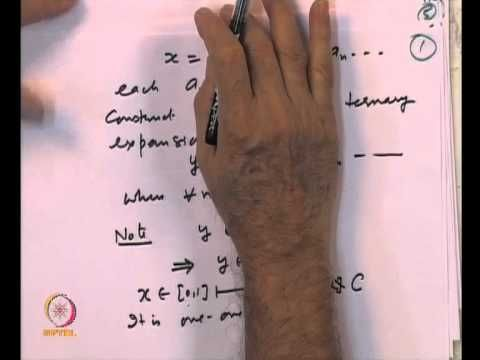 Mod-04 Lec-12 Lebesgue measure and its properties (+playlist)