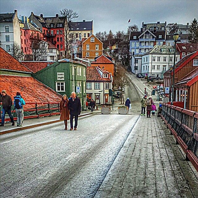Location: Trondheim, Norway