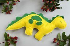 Необычные ручной работы мягкая игрушка мягкая ткань игрушка волосово динозавр игрушка подарки на день рождения