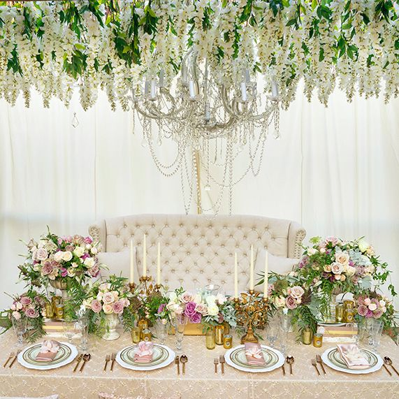 The Disney Wedding Decor Ideas Gallery On Disneys Fairy Tale Weddings Is A Of Images Featuring Decorations And Table Centerpieces