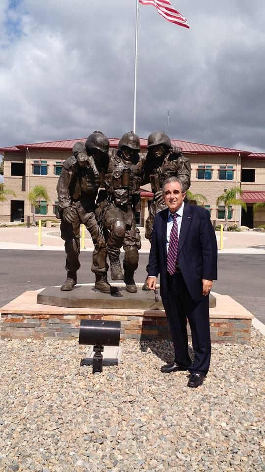 Recently I had the unique opportunity to visit the Wounded Warrior Battalion aboard Camp Pendleton and learned first hand how some very brave men and women are guided on the road to recovery from their injuries.