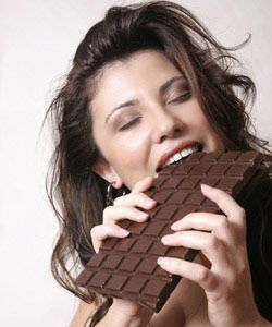 Benefits Of Dark Chocolate - Like I need a reason.....
