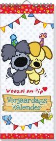 #Woezel en #Pip Verjaardagskalender