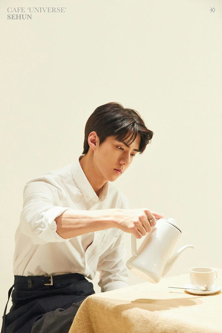 #SEHUN #CAFE_UNIVERSE #UNIVERSE #WINTERALBUM #EXO #EXO_IS_THE_UNIVERSE