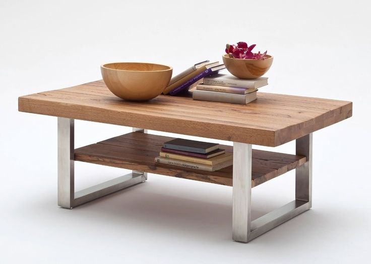 Couchtisch Holz Castello Eiche Bassano Massiv 8833 Buy Now At