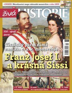 Živá historie 11/2016   Extra Publishing