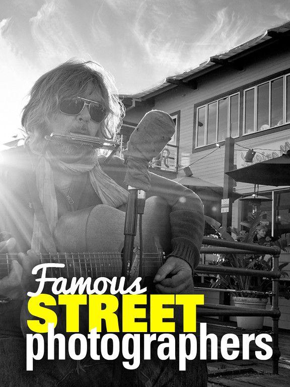 Famous Street Photographers You Should Know - PhotoTraces.com