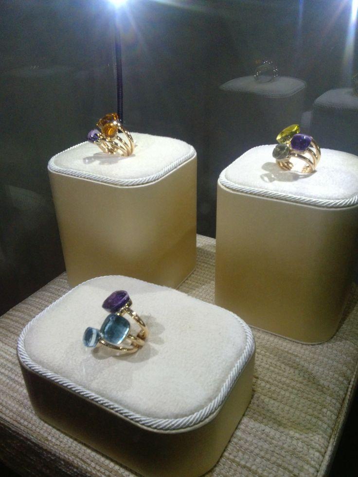 Colección Nudo de Pomellato