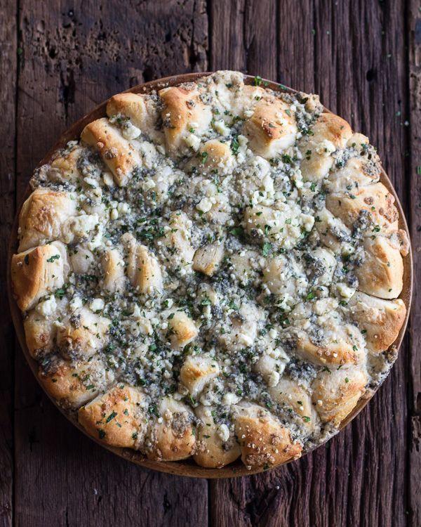 Blue Cheese Bread
