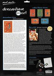Bohra the Kangaroo - DIYA05 $10.00 per pack or Set (6) - $55.00