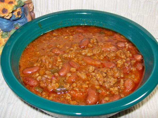slow cooker beef chili beef chili recipe recipes slow cooker crockpot ...