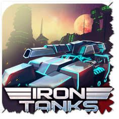 Download Iron Tanks - Online Battle V2.03:  Iron Tanks is a new action game which revolves around a dangerous battle between tanks. You will have some quests to accomplish and you will earn some coins in reward. Face your friends in battle and feel the combat power of your tank. • Real-time online battles • Realistic physics • Real oppon...  #Apps #androidMarket #phone #phoneapps #freeappdownload #freegamesdownload #androidgames #gamesdownlaod   #GooglePlay  #Smartpho