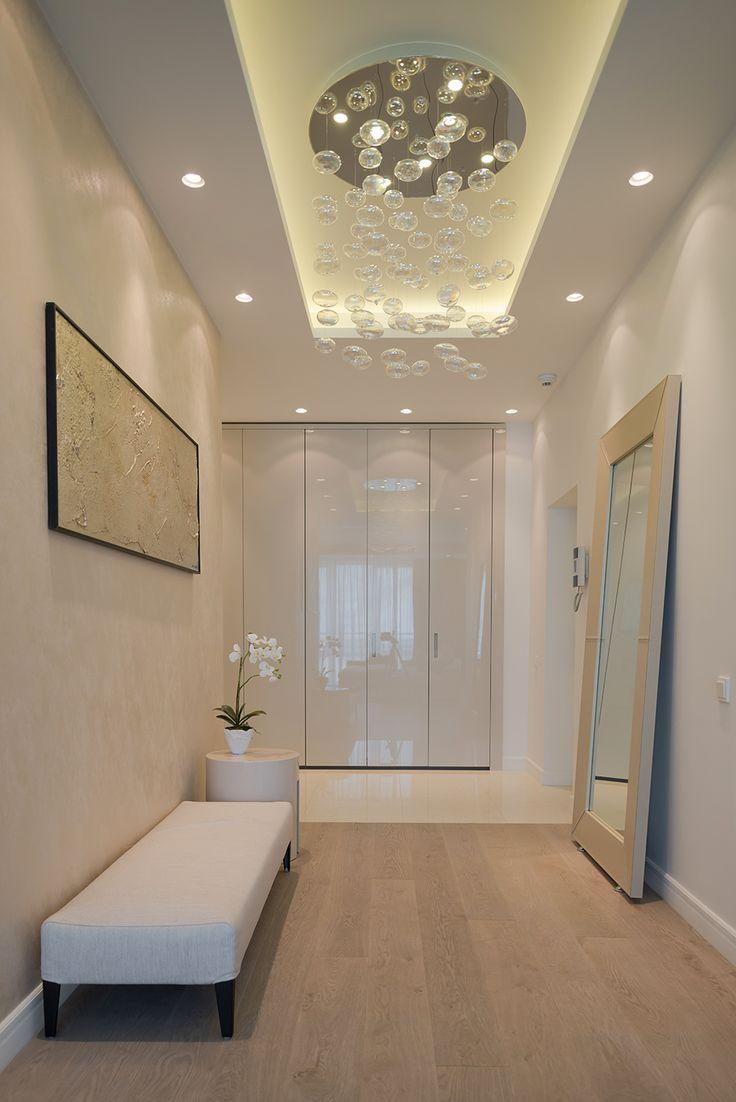 Narrow hallway lighting ideas  Maria Ivanova msharlandjieva on Pinterest
