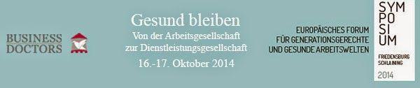 12 Schwerpunkte zum Symposium 2014 Friedensburg-Schlaining, Österreich Heute und in den Wochen bis zu dem Symposium 2014 bereiten wir in 12 Themenschwerpunkten die zentralen Inhalte zu dieser hochkarätigen Veranstaltung, gleichsam als Einführung auf.   Nachfolgend werden die Schwerpunktthemen kurz angerissen, um dem Interessenten die Möglichkeit zu bieten, sich schon im Vorfeld auf diese Veranstaltung einzustimmen.