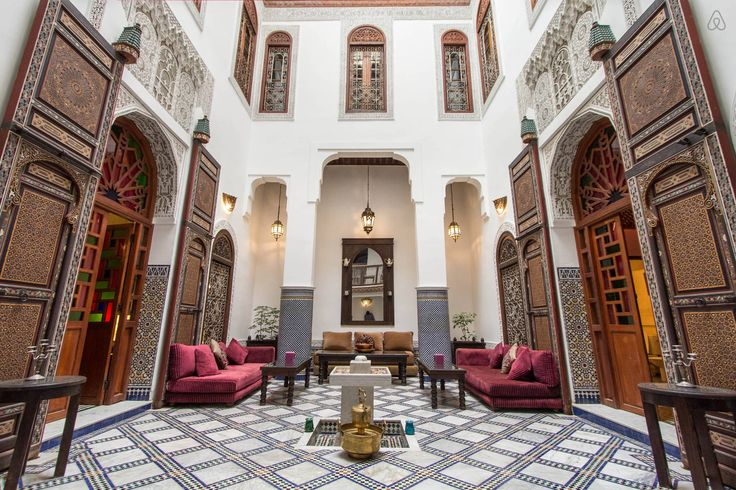 Riad Noujoum Medina - Get $25 credit with Airbnb if you sign up with this link http://www.airbnb.com/c/groberts22