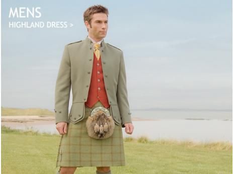 Kinloch Anderson are suppliers to the British Royal Family of kilts, tartans and Highland dress. If you're looking to trace your Scottish ancestry and tartan then this is the place to visit.