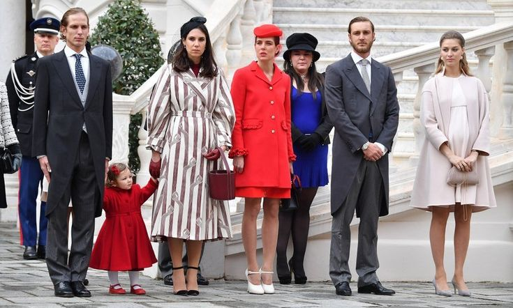 Monaco National Day: Charlene and Albert, the royal twins, a pregnant Beatrice Borromeo and more highlights