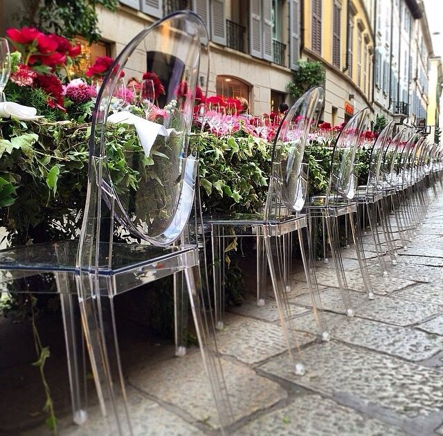 """Kartell for Expo 2015 